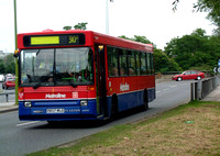 Route 310A, Metroline, EDR31, P307MLD