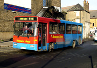 Route 416, Redroute Buses, M425PVN, Gravesend