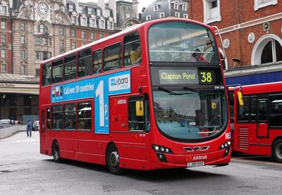 London Bus Routes Route 38 Clapton Pond Victoria Make Your Own Beautiful  HD Wallpapers, Images Over 1000+ [ralydesign.ml]
