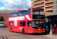 Route 279, Arriva London, DLA102, T302FGN, Waltham Cross