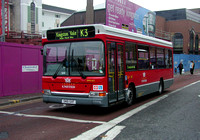 Route K3, London United, DPK612, SN51SXF, Kingston