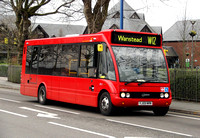 Route W12, CT Plus, OS2, YJ59NRN, Walthamstow