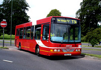 Route T31, Arriva London, DWL2, Y802DGT, Addington Village