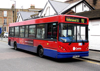 Route 493, Centra London, DC15, KU02YBC, Richmond