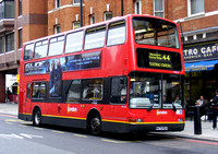 Route 44, London General, PVL78, W478WGH, Victoria
