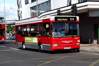 Route K4, London United RATP, DPK618, LG02FFB, Kingston