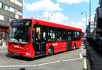 Route 368, First London, DML44173, YX11AFO, Barking