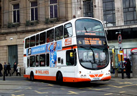 Route 41, Finglands 1795, YX08FWH, Manchester