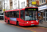 Route 138, Metrobus 133, LT02ZDC, Bromley South