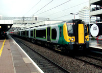 London Midland, 350128, Coventry