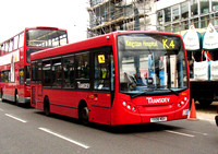 Route K4, Transdev, SDE2, YX08MDV, Kingston