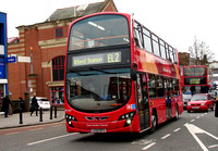 Route EL2, Go Ahead London, WVL347, LX59DFG, Barking