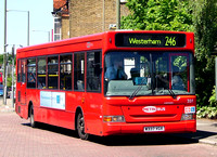 Route 246, Metrobus 337, W337VGX, Bromley