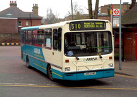 Route 310, Arriva 3352, J402XVX
