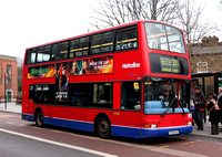 Route 271, Metroline, TP31, T98KLD, Archway