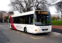 Route 135, Kent Top Travel, YJ06LEU, Chatham