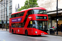 Route 390, Metroline, LT17, LTZ1017, Oxford Street