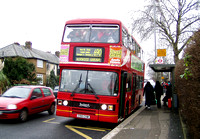 Route 690, Arriva London, L56, C56CHM, Burntwood School