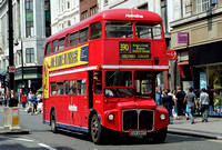 Route 390, Metroline, RML2282, CUV282C, Oxford Street