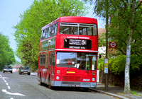 Route 234, London Northern, M145, BYX145V, Friern Barnet