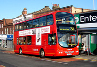 Route 258, Arriva the Shires 6030, YJ55WOD, Wealdstone