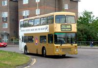 Route W8, First London 246, P246HMD, Edmonton