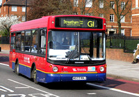Route G1, Travel London, DA3, W603MWJ, Streatham