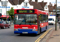 Route 234, Metroline, DL80, R180VLA