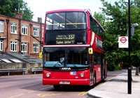 Route 337, Arriva London, VLA59, LJ04LFP, Richmond