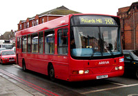 Route 255, Arriva London, DWL2, Y802DGT, Streatham Hill