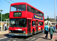 Route 157, London General, NV148, WLT548, Croydon