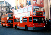 Route N69: Trafalgar Square - Norwood Junction [Withdrawn]