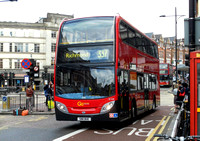 Route 337, Go Ahead London, E154, SN11BUE, Clapham Junction