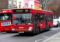 Route B11, Go Ahead London, LDP96, S96EGK, Bexleyheath