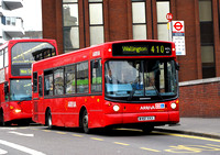 Route 410, Arriva London, ADL61, W461XKX, Croydon