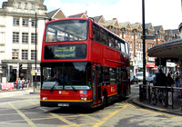 Route 87, Go Ahead London, PVL235, Y735TGH, Clapham Junction