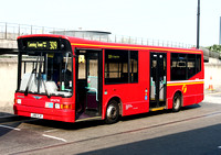 Route 309, First London, DM41790, LN51GJV, Canning Town