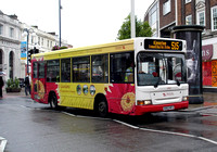 Route 515, Travel London, DP81, KN52NFX, Kingston