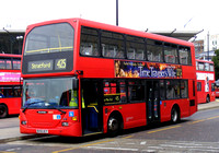 Route 425, Go Ahead London, SO5, BV55UCY, Stratford