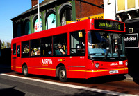 Route 410, Arriva London, ADL63, W463XKX, Croydon