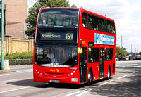Route 191, First London, DN33528, SN58CDZ, Enfield