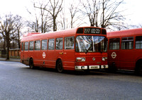 Route 227, London Transport, LS356, BYW356V, Crystal Palace