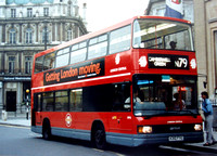 Route N79: Trafalgar Square - Hither Green [Withdrawn]