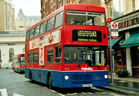 Route 113, Metroline, M1205, B205WUL, Oxford Circus