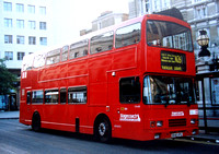 Route N26, Stagecoach London, VA48, R148VPU, Charing Cross