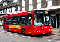Route 256, Arriva Southend 3501, KE51PTZ, Hornchurch
