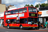 Route 321, Go Ahead London, PVL348, PF52WPY, Eltham