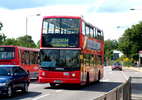 Route 34, Arriva London, DLA365, LJ03MWE