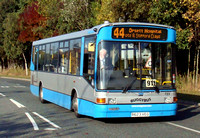 Route 44, Ensignbus 723, R623VEG, Lakeside