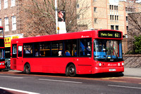 Route 62, East London ELBG 34269, Y269FJN, Barking